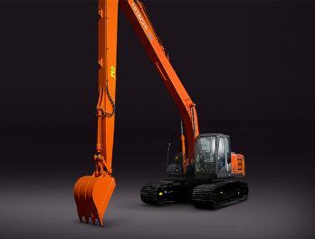 原装日立ZX200LC-3(H15)长臂挖掘机长臂挖掘机