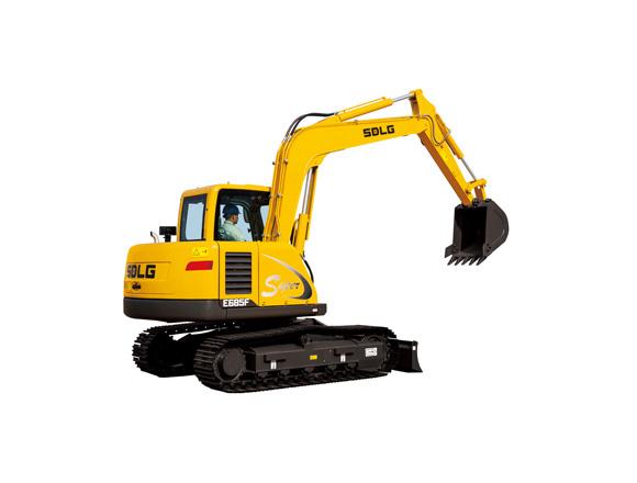 山东临工E685F履带挖掘机