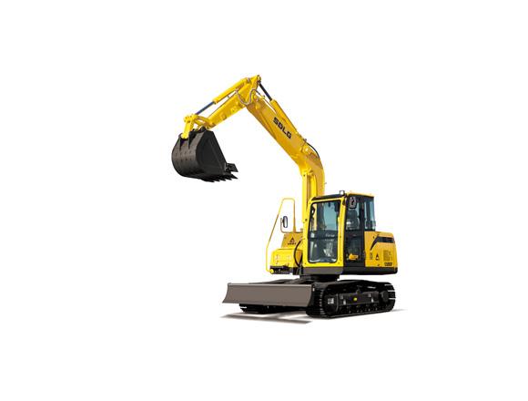 山东临工E690F履带挖掘机