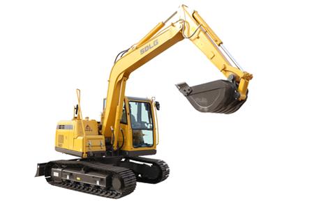 山东临工E680F履带挖掘机