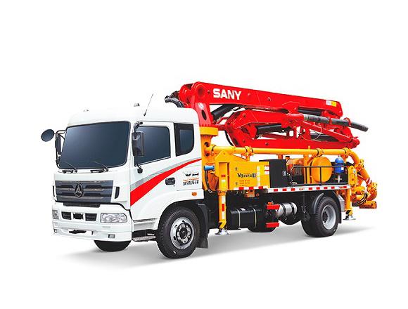 三一SYM5163THBDS 21米V8系列混凝土泵车