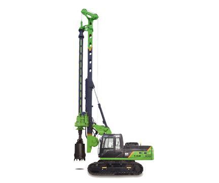 泰信机械KR90C小型旋挖钻机