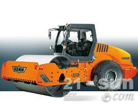 悍马3518单钢轮压路机
