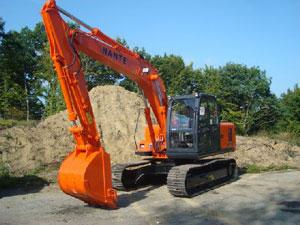 南特NT130挖掘机