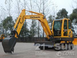 宜工CY860挖掘机