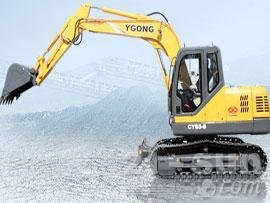 宜工CY85-8挖掘机