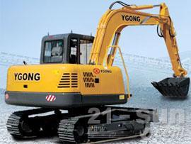 宜工CY65-8挖掘机