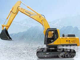 宜工CY330LC-8挖掘机