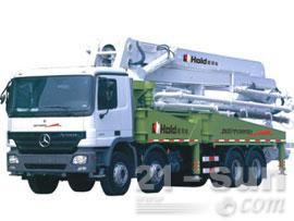 鸿得利重工HDL5380THB(47M)臂架式混凝土泵车