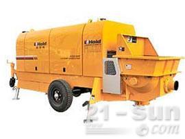 鸿得利重工HBT80-18-195S拖泵(柴油)