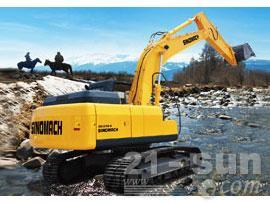 鼎盛重工ZG3210-9挖掘机