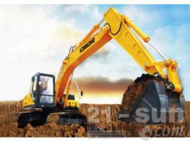 鼎盛重工ZG3255LC-9挖掘机
