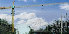 山东大汉QTZ50塔式起重机