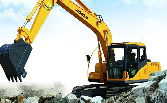 沃得重工W2150-8挖掘机