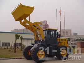 建德机械KT856轮式装载机