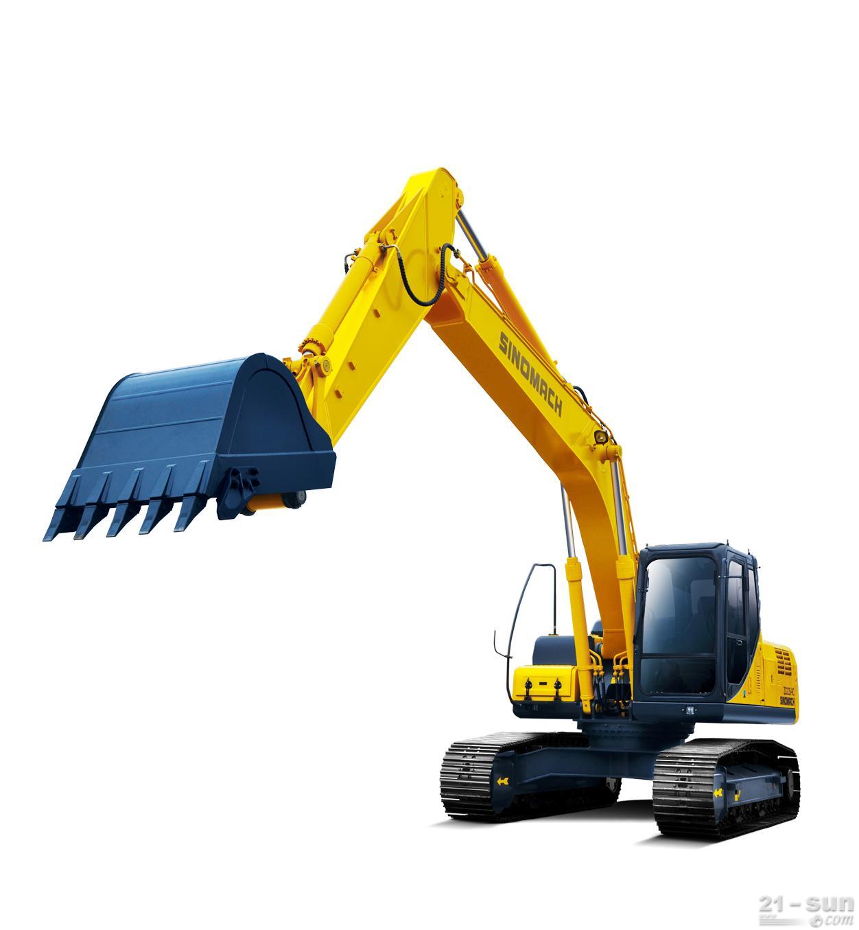 国机重工ZG3225LC-9(C)挖掘机