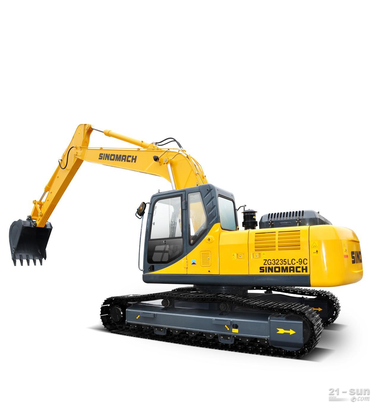 国机重工ZG3235-9(C)挖掘机