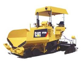 卡特彼勒AP300D带 AS3173 熨平板轮式摊铺机