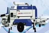 上海华建拖泵车载泵