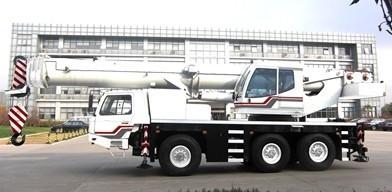 京城重工QAY55E全路面起重机