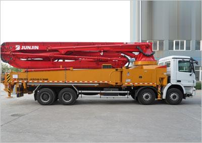 全进重工JXRZ48-5.16MB混凝土泵车