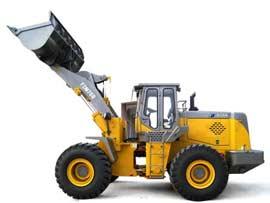 福大机械FDM758轮式装载机
