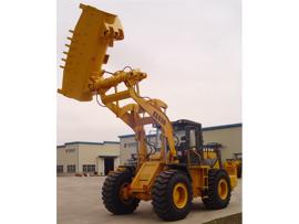 建德机械ZLC50轮式装载机