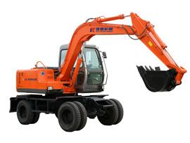 建德机械KT908L轮式挖掘机