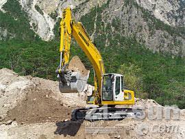利勃海尔R916Litronic挖掘机