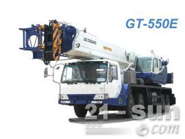 北起多田野GT-550E(一汽)汽车起重机