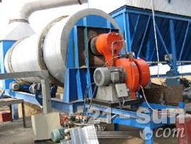 山东鸿达LB2000沥青混合料搅拌设备