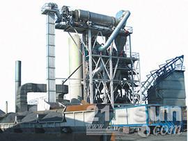 南方路机RLB1000沥青混合料搅拌设备