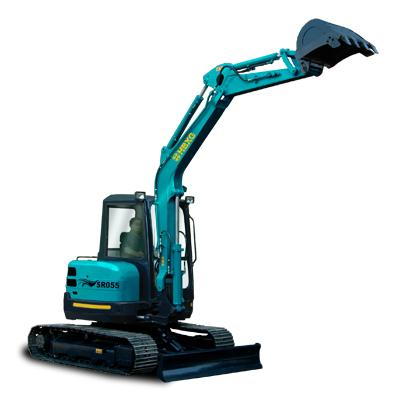 宣工SR055挖掘机