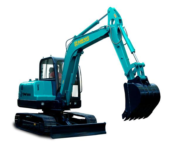 宣工SR060挖掘机