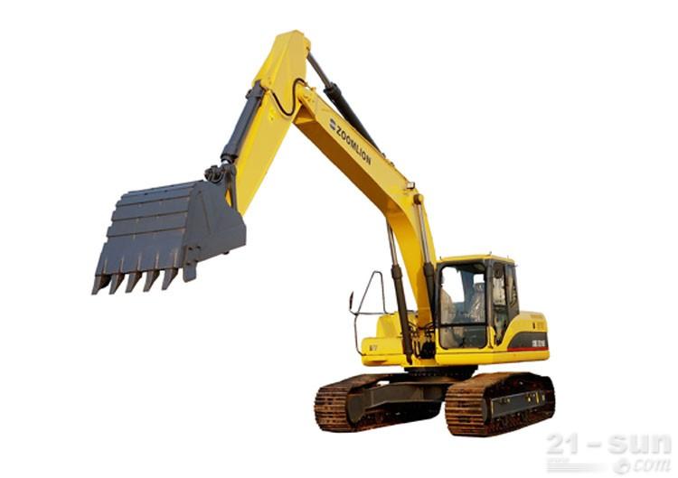 中联重科ZE210E挖掘机外观图1