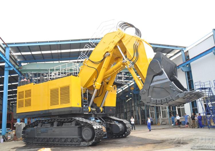 中联重科ZE3000ELS挖掘机外观图1