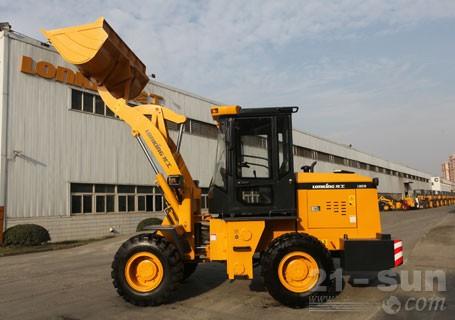 龙工LG823D轮式装载机外观图2