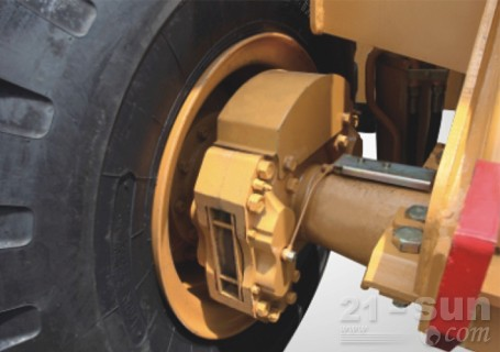 龙工LG850D轮式装载机外观图3