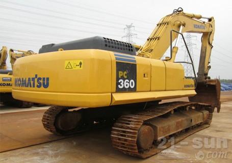小松PC360-7挖掘机外观图1