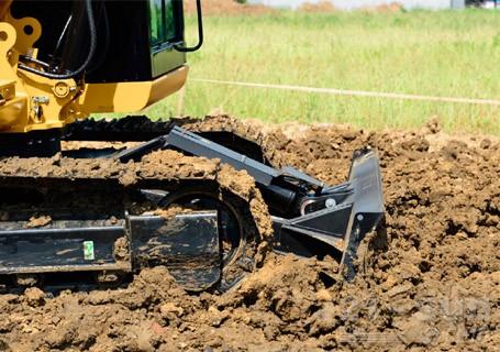 卡特彼勒307E挖掘机外观图1