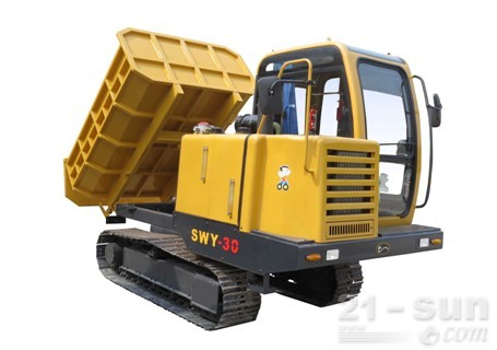 神娃机械SWY-30机械运输车外观图1