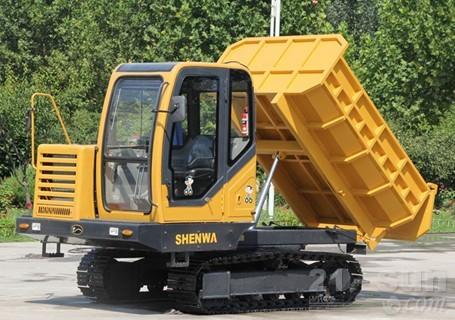 神娃机械SWY-30机械运输车外观图3