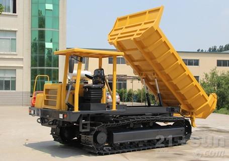 神娃机械SWY-60机械运输车外观图2