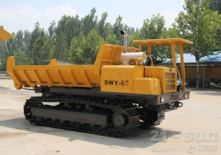 神娃机械SWY-60机械运输车外观图3