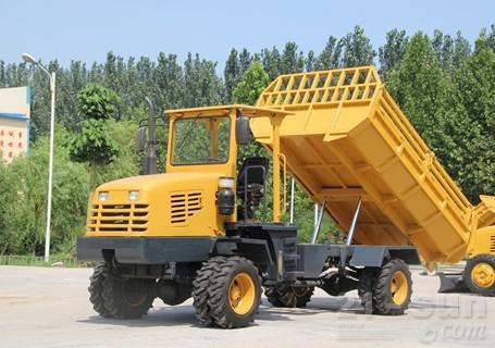 神娃机械SWL-30轮式机械运输车外观图1