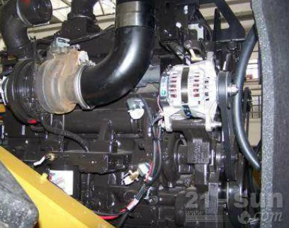 成工CG990H轮式装载机外观图2