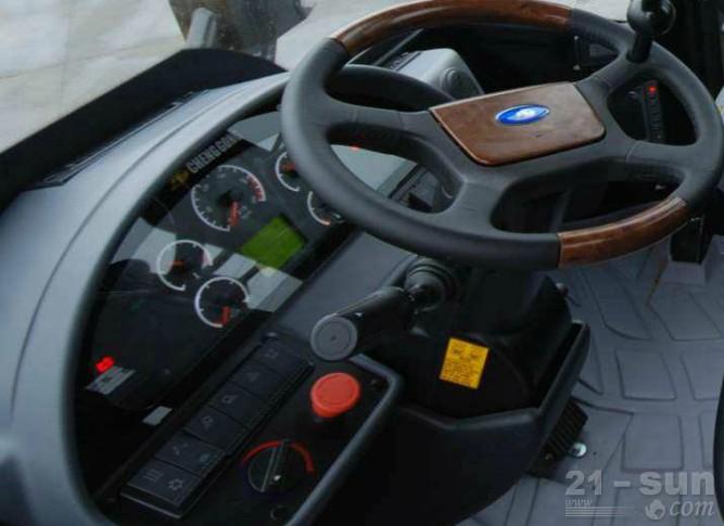 成工CG990H轮式装载机外观图6