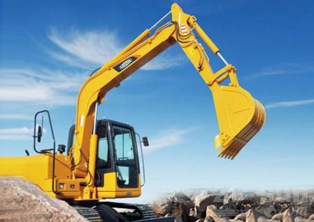 雷沃重工FR80G挖掘机(效率王)外观图2