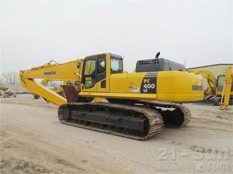 小松PC400-8挖掘机外观图1
