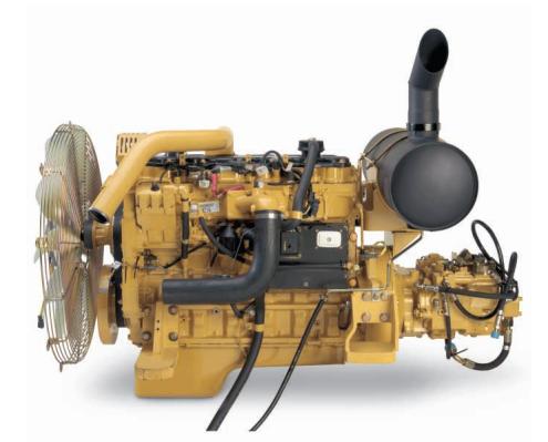 卡特彼勒329D/329DL液压挖掘机外观图4
